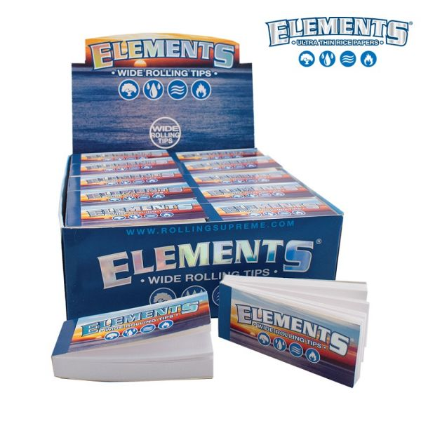 ELEMENTS - WIDE TIPS