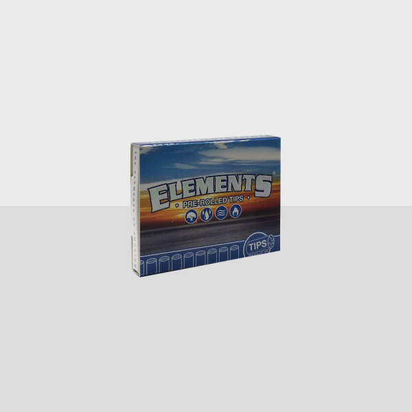ELEMENTS - PRE-ROLLED TIPS
