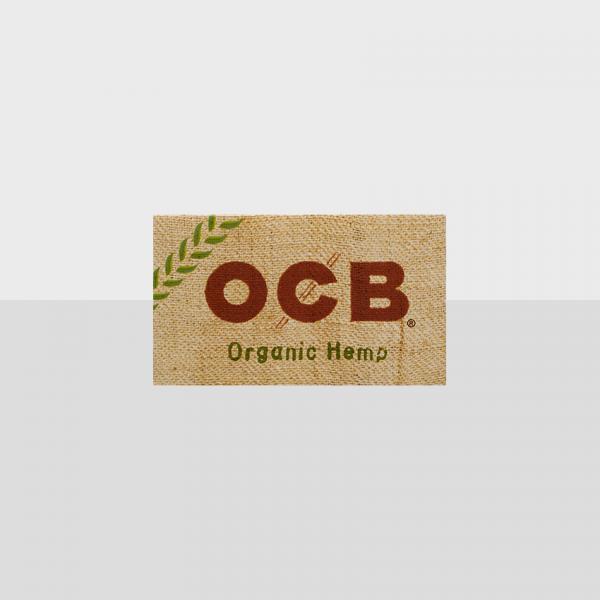 OCB - ORGANIC HEMP SINGE SIZE DOUBLE WINDOW 100