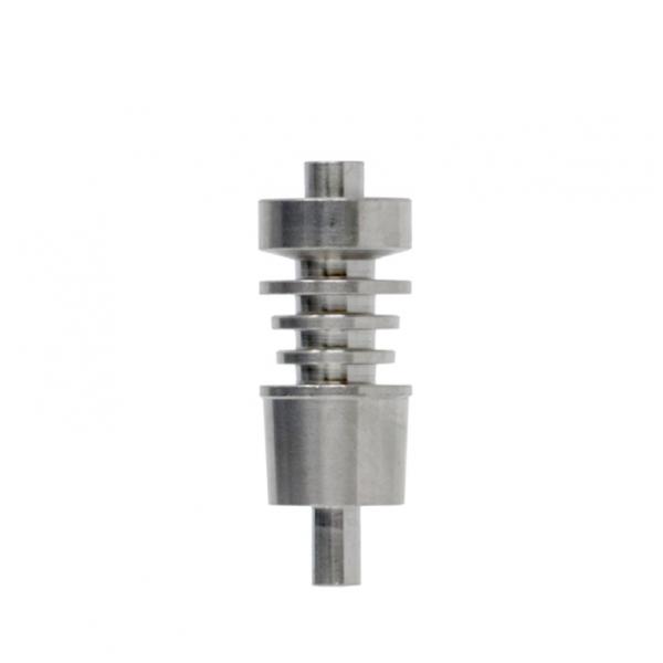 NICE GLASS - 14mm Titanium Nail - Male