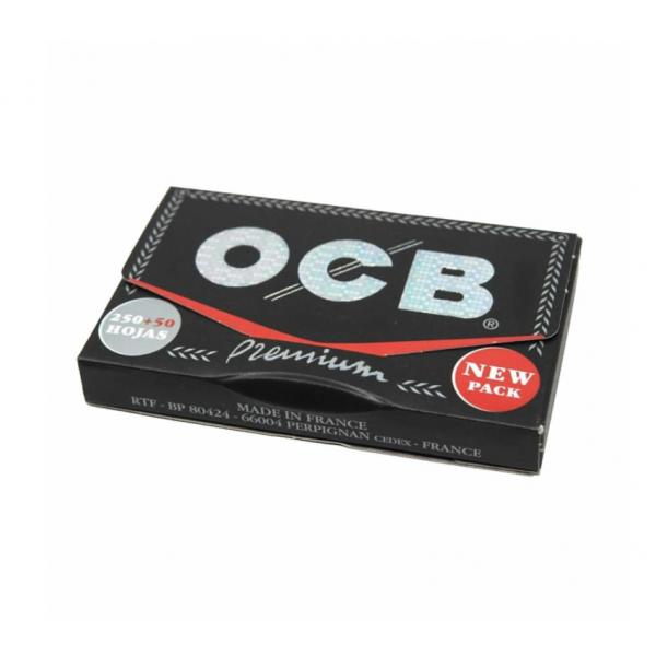 OCB PREMIUM 1 1/4 BLOC / PACK OF 300