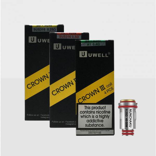 UWELL - CROWN 3 COIL