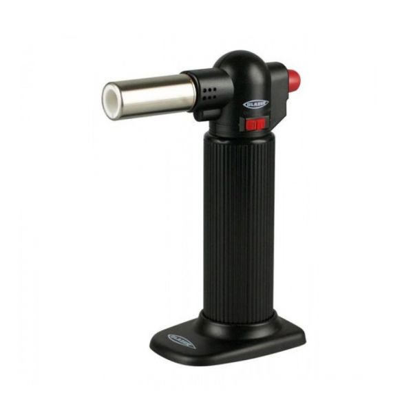 BLAZER - BIG BUDDY TURBO FLAME MICRO TORCH, BLACK