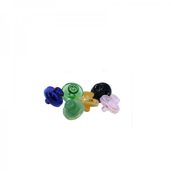 NICE GLASS - Full Color UFO Carb Cap