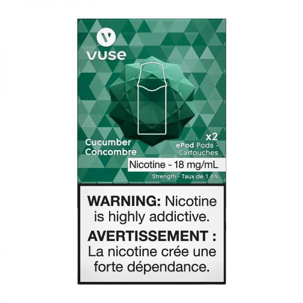 VUSE  - ePOD / CUCUMBER