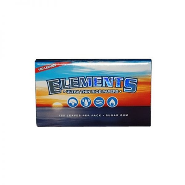 ELEMENTS - SINGLE WIDE / PACK OF 100
