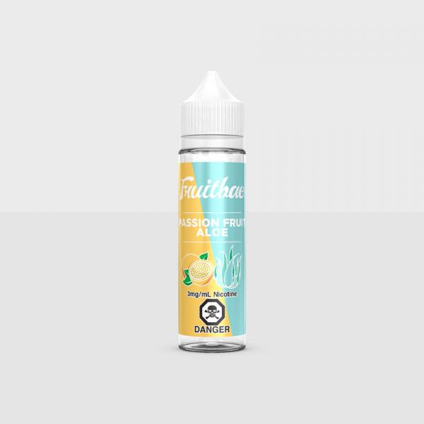 FRUITBAE - PASSION FRUIT ALOE 0mg