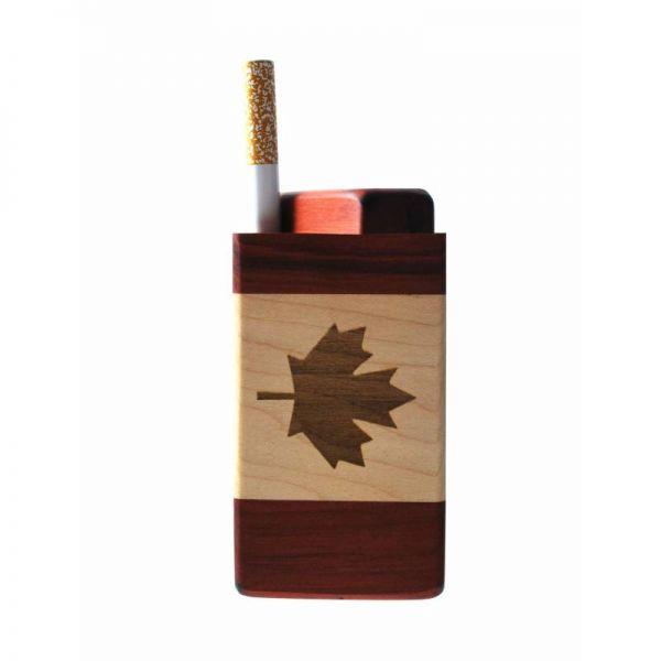 FUTO - CANADIAN FLAG DUGOUT