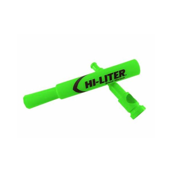 CONCEALABLE HI-LITER PIPE - GREEN