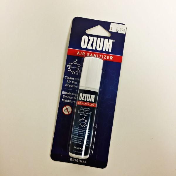 OZIUM AIR SANITIZER - ORIGINAL , 0.8 OZ