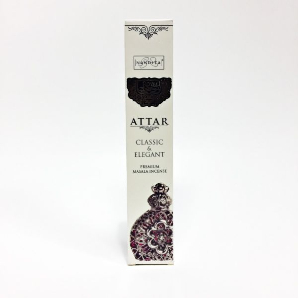 NANDITA - ATTAR CLASSIC & ELEGANT / INCENSE STICKS