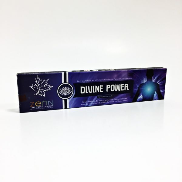 ZENN - DIVINE POWER  / INCENSE STICKS 15g