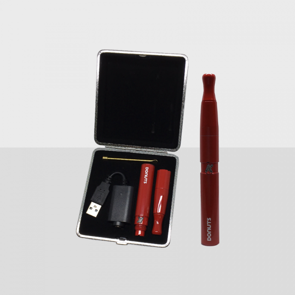 KND DON-RD - Kandy Pens Donuts - Red