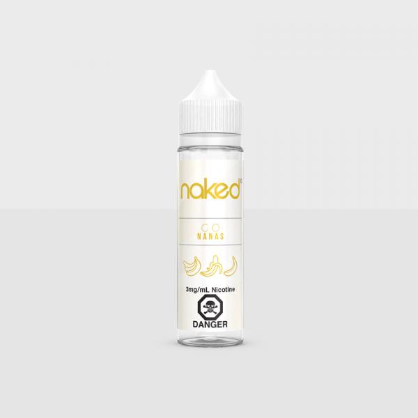 NAKED 100 - GO NANAS 3mg