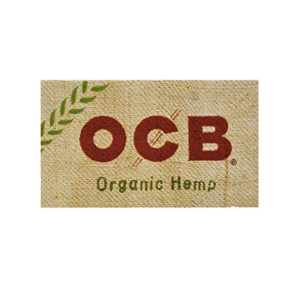 OCB ORGANIC - DOUBLE WINDOW / BOX OF 25 PACKS