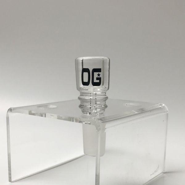 OG - PLAIN BOWL WITHOUT HANDLE, 14mm