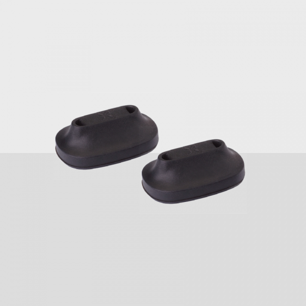 PAX 2 - RAISED MOUTHPIECE BLACK, PACK OF 2