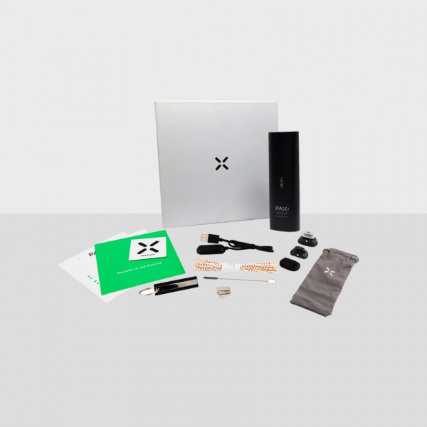 PAX 3 - COMPLETE KIT,BLACK