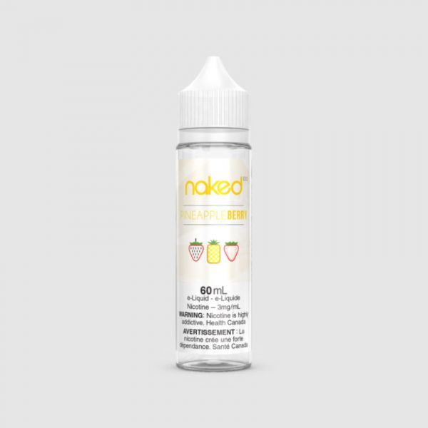 NAKED 100 - PINEAPPLE BERRY