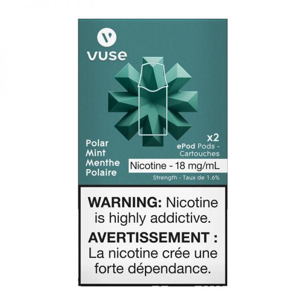VUSE - ePOD / POLAR MINT