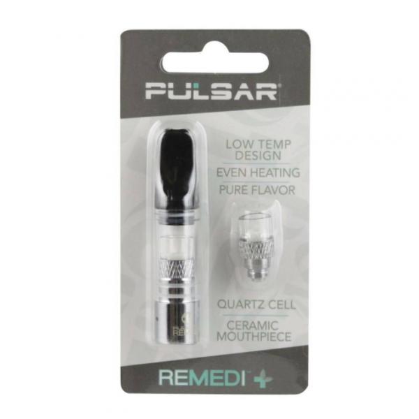 Pulsar ReMEDI Low Temp Frit Quartz Replacement Wax Atomizer Kit