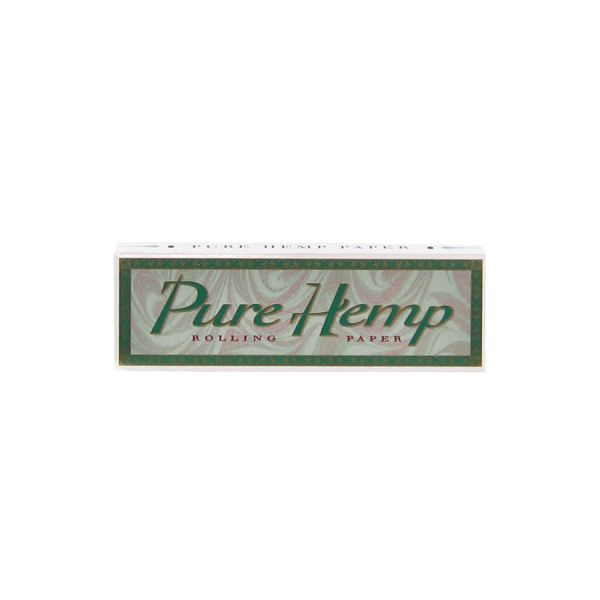 PURE HEMP ROLLING PAPERS, SINGLE WIDE / PACK OF 60
