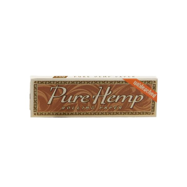 PURE HEMP - UNBLEACHED 1 1/4 SIZE / PACK OF 50