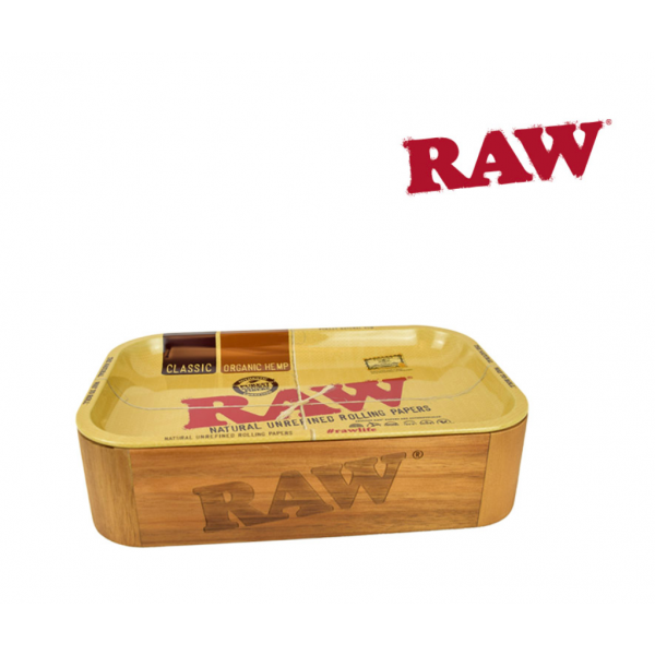 RAW CACHE BOX WITH A TRAY -SMALL SIZE