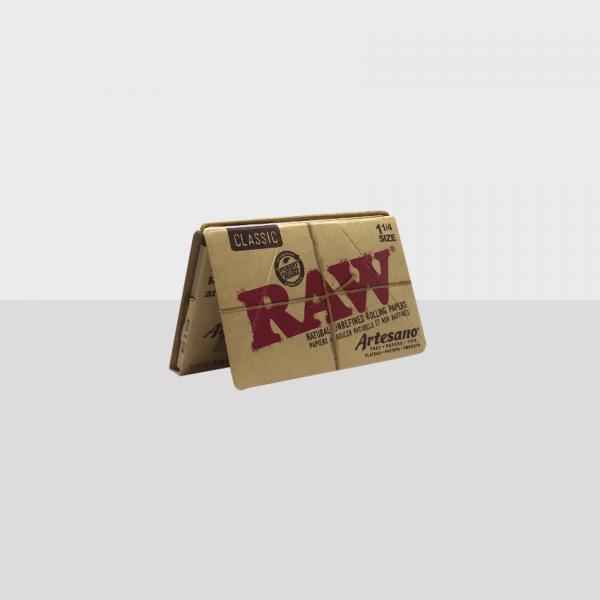 RAW - CLASSIC ARTESANO 1 1/4 SIZE