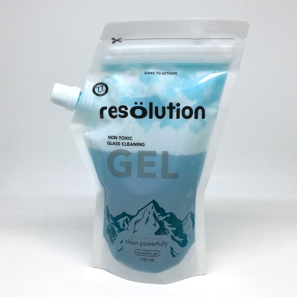 RESOLUTION GEL CLEANER 240ML