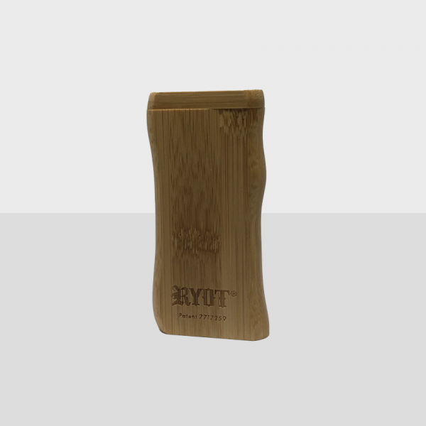 RYOT - LARGE WOODEN DUGOUT WITH ONE HITTER / BAMBOO