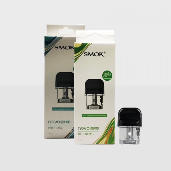 SMOK - NOVO 2 POD, PACK OF 3