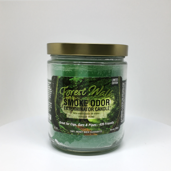 SMOKE ODOR - FOREST WALK, JAR OF 13oz