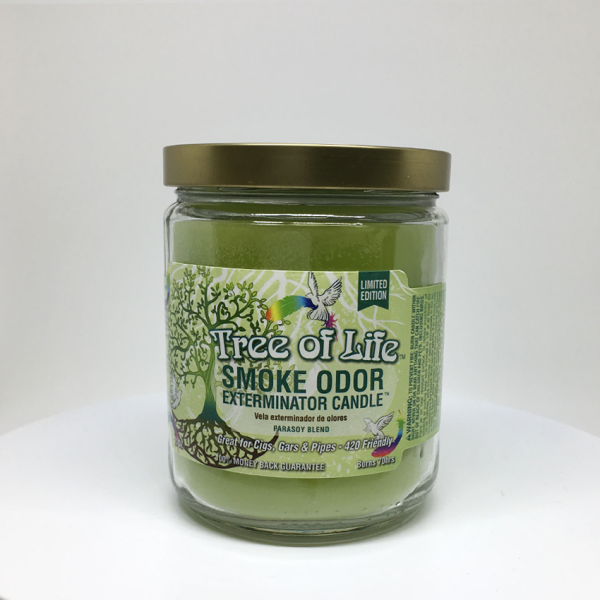 SMOKE ODOR - TREE OF LIFE, JAR OF 13oz