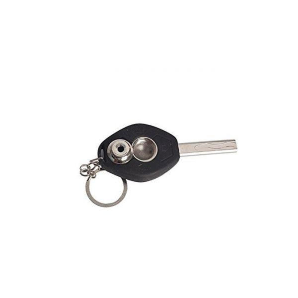 SNEAKY METAL CAR KEY SHAPED PIPE