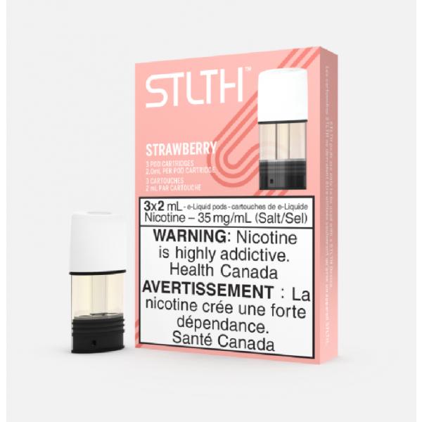 STLTH - STRAWBERRY