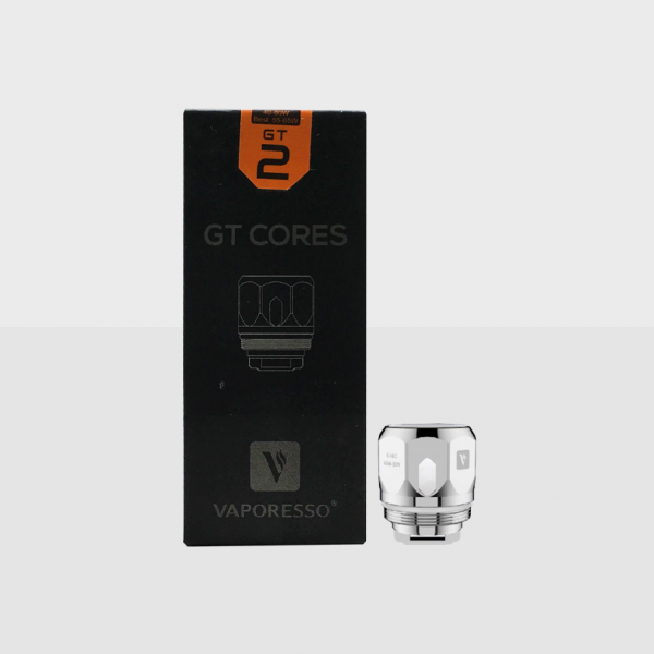 VAPORESSO - GT CORE 2 COILS 0.4ohm / PACK OF 3