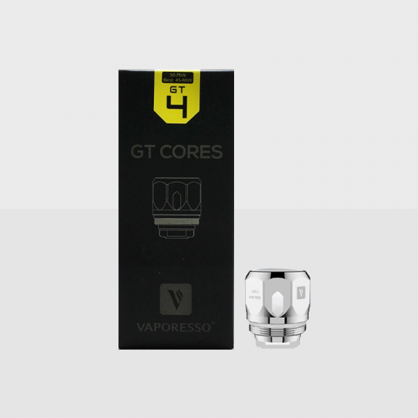 VAPORESSO - GT CORE 4 COILS 0.15ohm / PACK OF 3