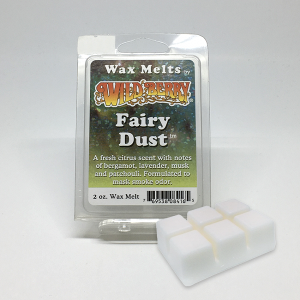 WILD BERRY - FAIRY DUST / WAX MELTS, PACK OF 6