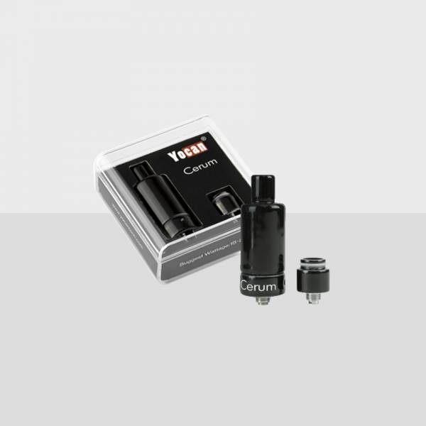 YOCAN - CERUM WAX ATOMIZER, BLACK