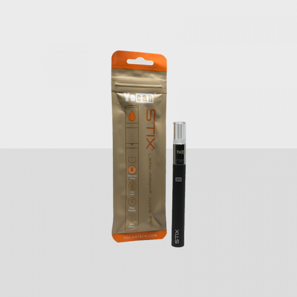 YOCAN - STIX LEAK-PROOF  JUICE PEN, BLACK
