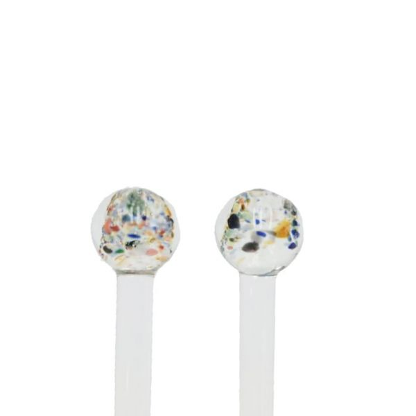 GLASS DABBER WITH BALL END
