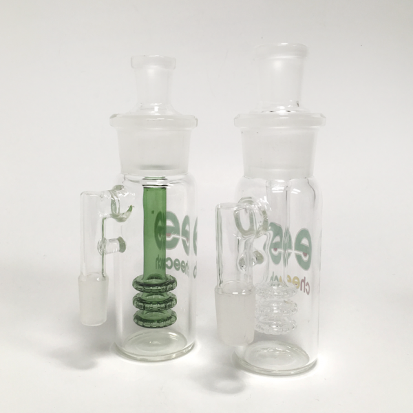 "CHEECH - 6"" REMOVABLE TRIPLE SHOWERHEAD PERC ASHCATCHER 14mm 90°"