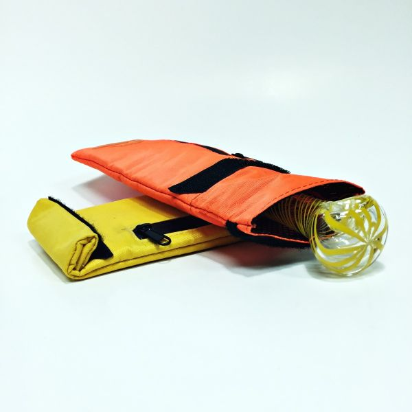 "SKUNK - ROLL UP POUCH 7""x3.5"""